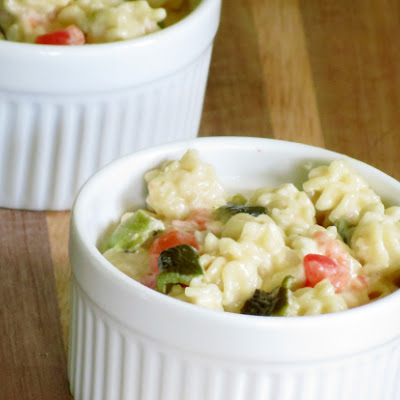 Queso Blanco Mac and Cheese