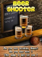 Screenshot of Beer Shooter