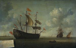 RIJKS: Jeronymus van Diest (II): painting 1672