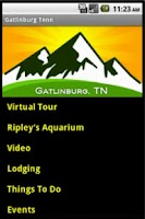 Screenshot of Gatlinburg