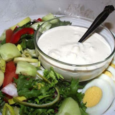 Morton's Blue Cheese Dressing