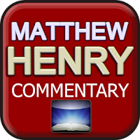 Screenshot of Matthew Henry's Commentary