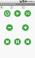 Screenshot of flexRemote