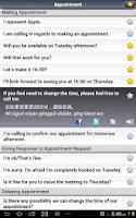 Screenshot of Business Mandarin Chinese