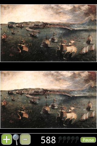 Bruegel Paranoid Differences