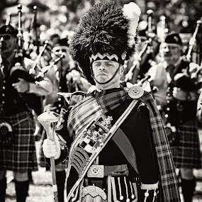 Scottish Festival1 by Cody Hoagland - People Musicians & Entertainers