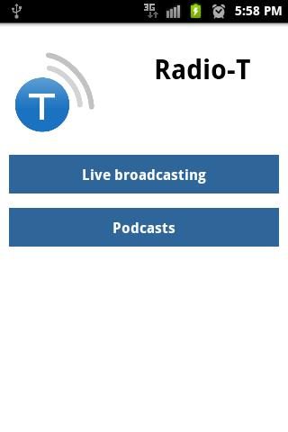 Radio-T client
