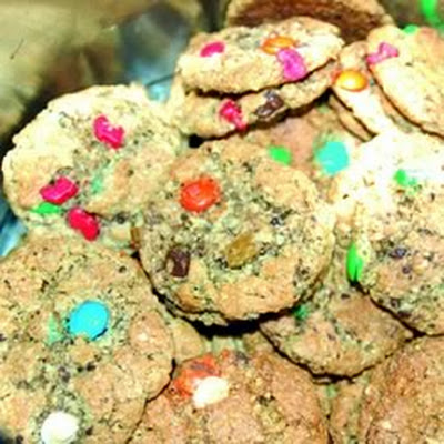 Monster Cookies III