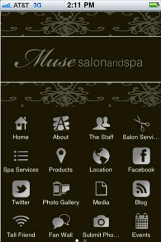 Muse Salon and Spa