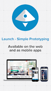 Launch - Simple Prototyping - screenshot