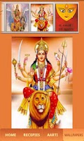 Screenshot of Navratri Package