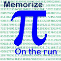 Pi on the go icon