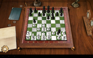 Screenshot of Chess War