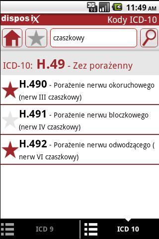 Disposix ICD