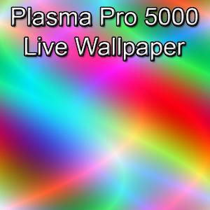 Cover art Plasma Pro 5000 Live Wallpaper