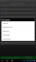Screenshot of Troll Soundboard