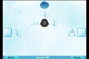 Screenshot of Puzzling Penguins