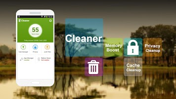 Screenshot of Cleaner