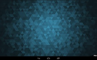 Screenshot of Light Grid Live Wallpaper