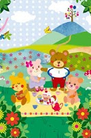 Screenshot of KUMA-JIRO with friends Free