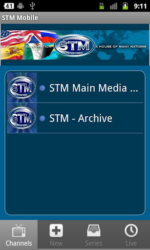 STM Mobile App