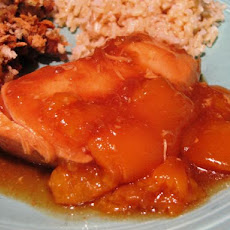 Peach Chicken (Crock-Pot)