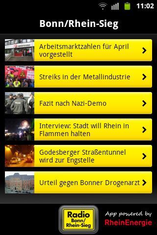 Radio Bonn/Rhein-Sieg|玩音樂App免費|玩APPs