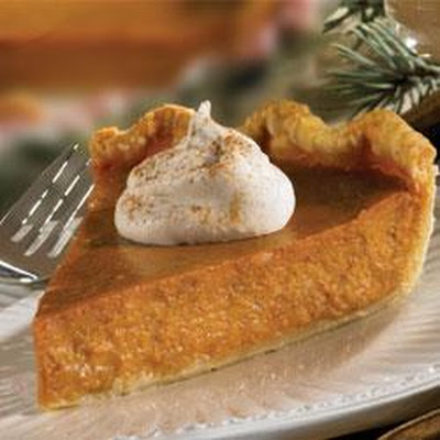 Lite Pumpkin Pie