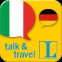 Italienisch talk&travel icon