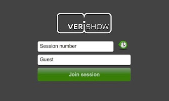 Screenshot of VeriShow Live Chat & Video