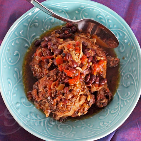 Crock Pot Jamaican Chicken Stew