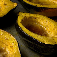 Basic Roasted Acorn Squash