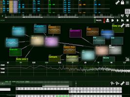 Screenshot of SunVox