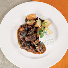 Lamb Stew With New Potatoes