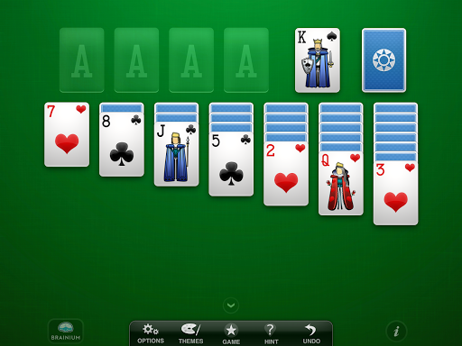 Solitaire+ - screenshot