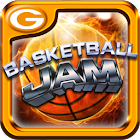 Basketball JAM 3D Games icon