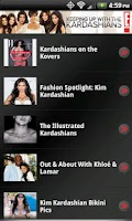 Screenshot of Keeping Up w/ Kardashians Intl
