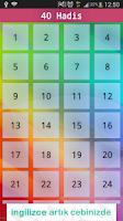 Screenshot of 40 Hadis + Widget
