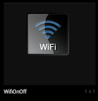 Screenshot of Wifi OnOff