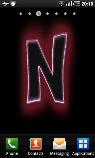 Swaying Pink N-Monogram