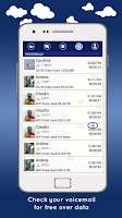 Screenshot of Free WiFi Phone Calls,SMS,Text