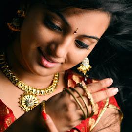 the sweetest dream by Adi Friend - Wedding Bride