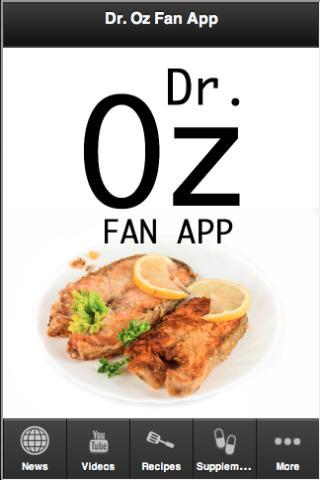 Dr. OZ Fan App