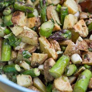 Potato Asparagus Salad Recipes