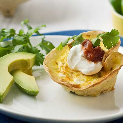 Gluten Free Tex Mex Quiches