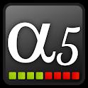 Alphabet 5 icon