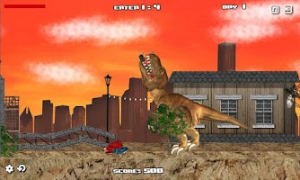 Screenshot of LA Rex