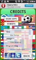 Screenshot of Football Game - Euro 2012 Free