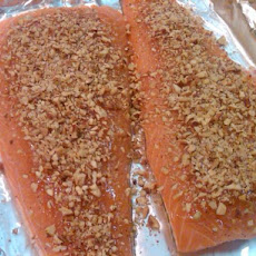 Simple Honey Glazed Fillets (Salmon)