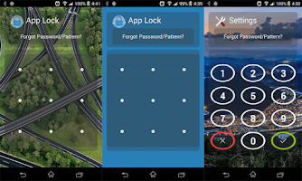 Screenshot of App Lock (App Locker)